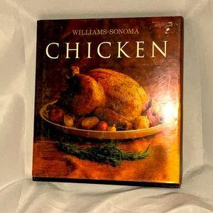 William Sonoma Chicken hardcover cook book